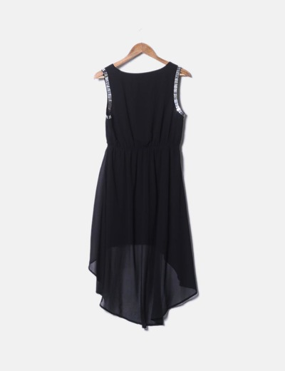 Forever 21 Black Dress With Sequins Discount 52 Micolet