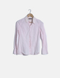 Camisa rosa palo manga larga Lefties