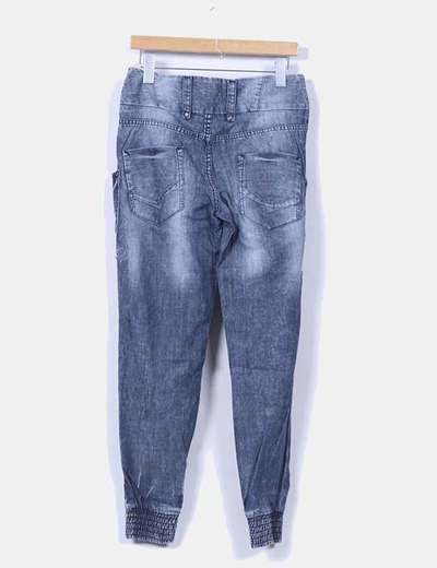Pantalon denim beduino