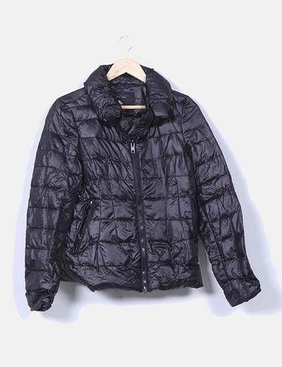 Plumas negro  Zara