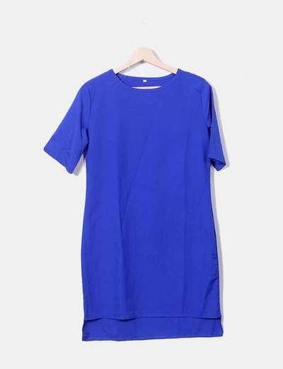 NoName Vestito morbido blu (sconto 86%) - Micolet baccd33d5fb