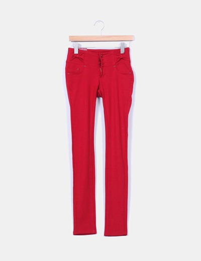 Leggings rojo NoName