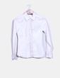 Camisa blanca con chorrera Mexx