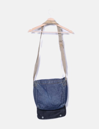 Bandolera denim