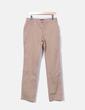 Pantalón chino marrón Massimo Dutti