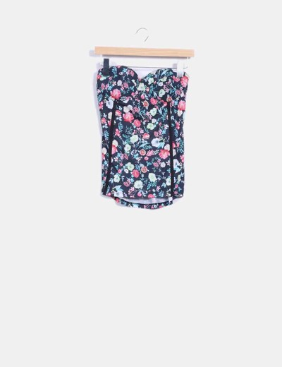 Corpiño floral Pull&Bear