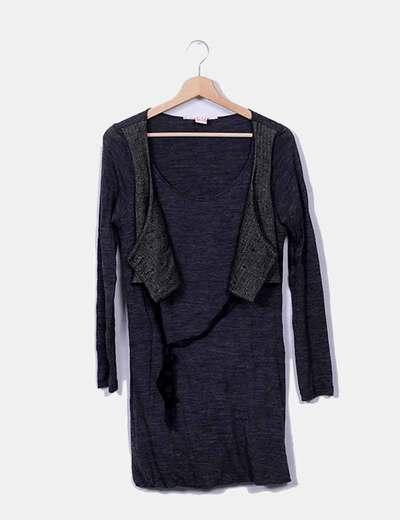 Robe courte No-l-ita