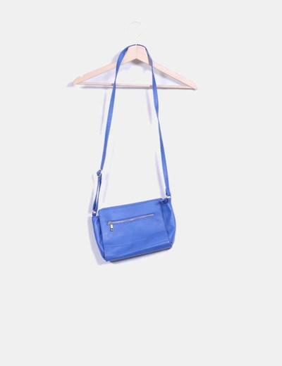Bolso polipiel azul Atmosphere