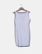 Vestido blanco croche Sfera