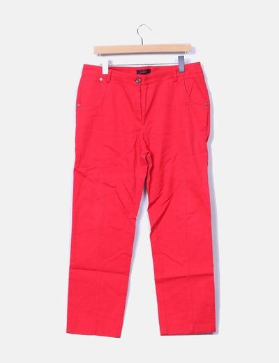 Andamio Pantalón rojo (descuento 90%) - Micolet d7482d195d67