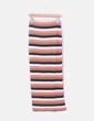 Falda tricot combinada multicolor db de blanc