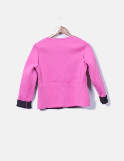 Camisa neopreno rosa