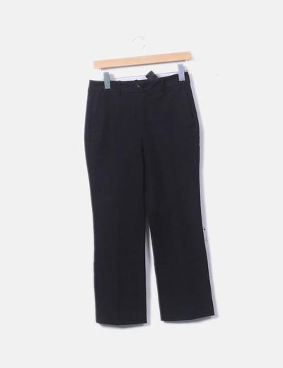 Pantalon noir Massimo Dutti