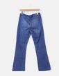 Jeans denim bootcut regular waist H&M