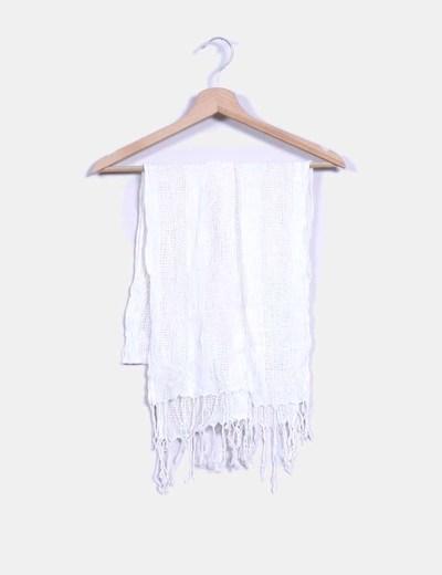Foulard blanco Suiteblanco