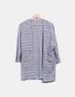 Cárdigan tricot estampado NoName