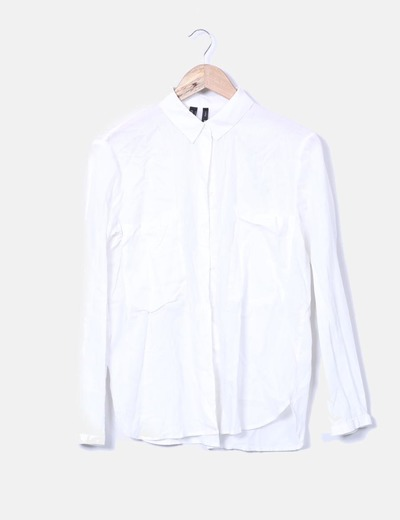 Chemise blanche Mango