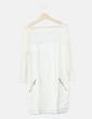Vestido blanco de encaje Suiteblanco