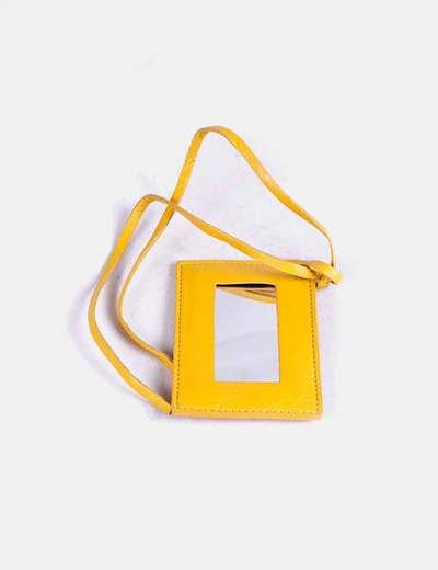 Sac jaune porte-cartes de NoName