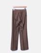 Pantalon droit à rayures CeDosCE