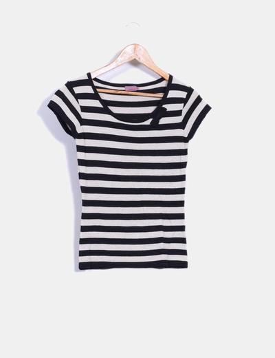 Top tricot de rayas Trucco