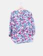Camisa estampada multicolor Cortefiel