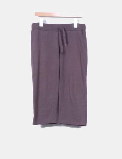 Pantalón deportivo marrón CREEM