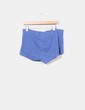 Shorts cortos azules H&M