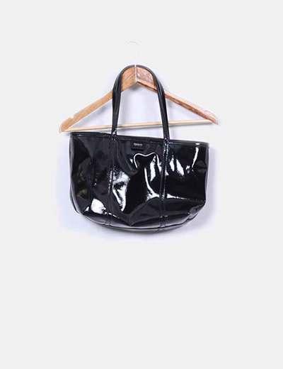 Bolso shopper charol  DKNY