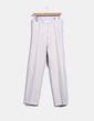 Pantalón texturizado color beige Purificación García