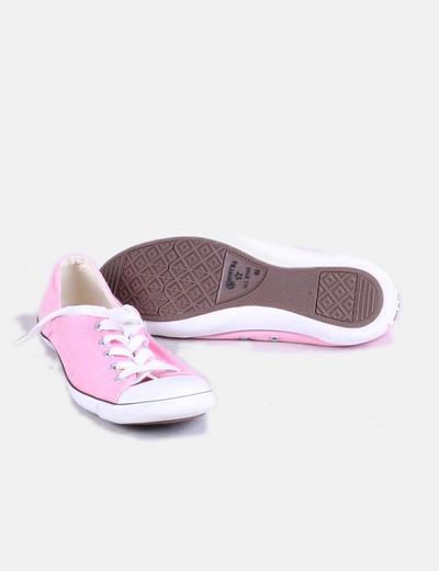 tienda de liquidación 76484 3b938 Bambas converse rosa