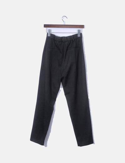 precio atractivo compras oficial Pantalón chino negro