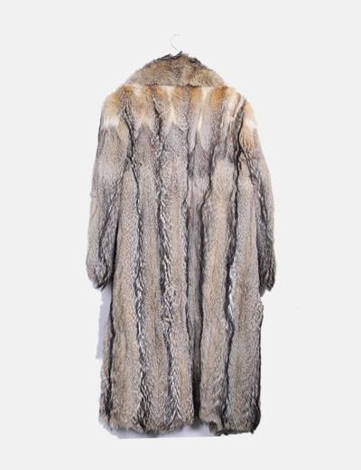 NoName Abrigo de zorro plateado de la Patagonia (descuento 96%) - Micolet 8e831af42b5