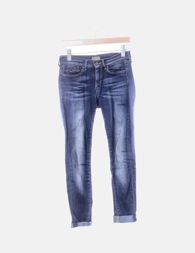 Pantalons slim Pepe Jeans