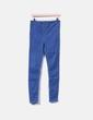 Legging bleu denim Topshop