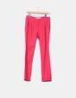 Pantalón chino rosa  Zara