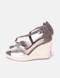 Sandales compensées Oysho