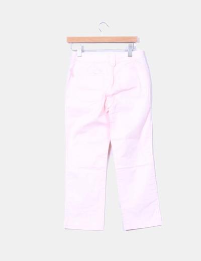 Pantalon rosa palo