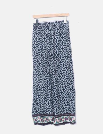 Pantalon coupe droite Elisaimmagine