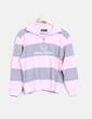 Suéter texturizado bicolor Fred Perry