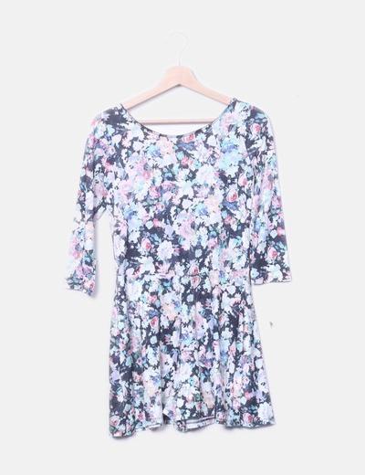 Vestido floral