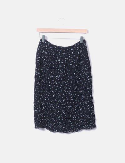 Cortefiel midi skirt