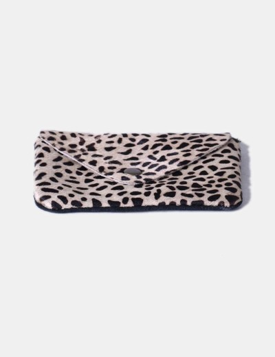 Monedero animal print  El Corte Inglés