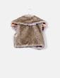 Chaleco corto de pelo sintético Pull & Bear