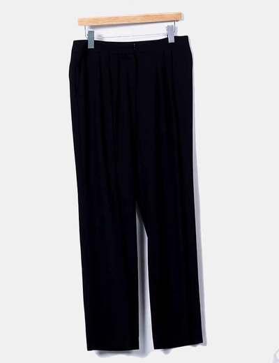 Pantalon noir Mango