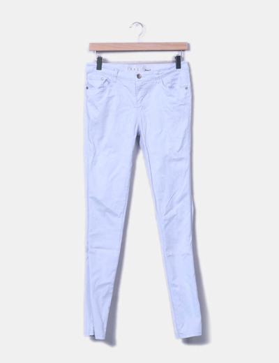 Pantalón azul claro Denim Co.