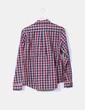 Camisa de cuadros Zara
