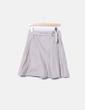 Falda con cremallera lateral H&M