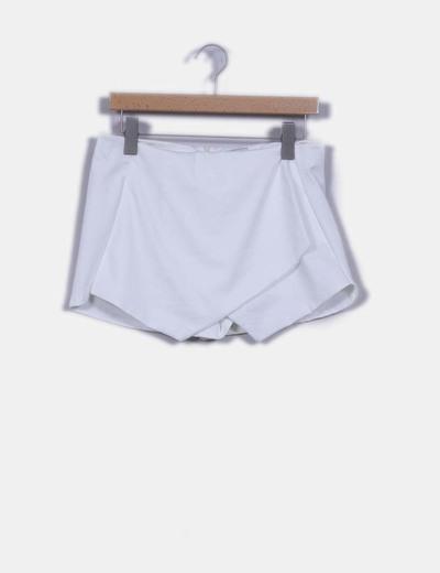 e75751977 Falda pantalón blanco