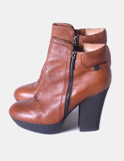 Sapatos com plataforma Adolfo Dominguez